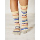 Bambus Socken Surfer (gelb)