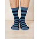 Bambus Socken Walba (jeansblau)